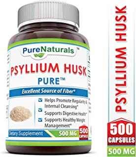 Best solgar psyllium husks fibre 500 mg Reviews