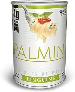 Palmini Pasta, 20 Calories, 4g of Carbs (14Oz) (Linguine)