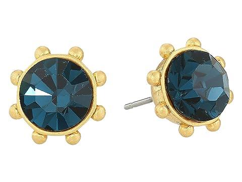 Kate Spade New York Flying Colors Bezel Studs Earrings