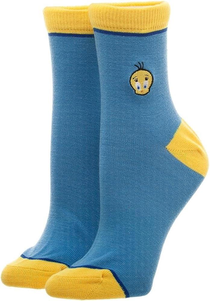 LOONEY TUNES Attention brand Ankle Socks Tweety Bird Ranking TOP10 Embroidered ak6jb3ln Junior