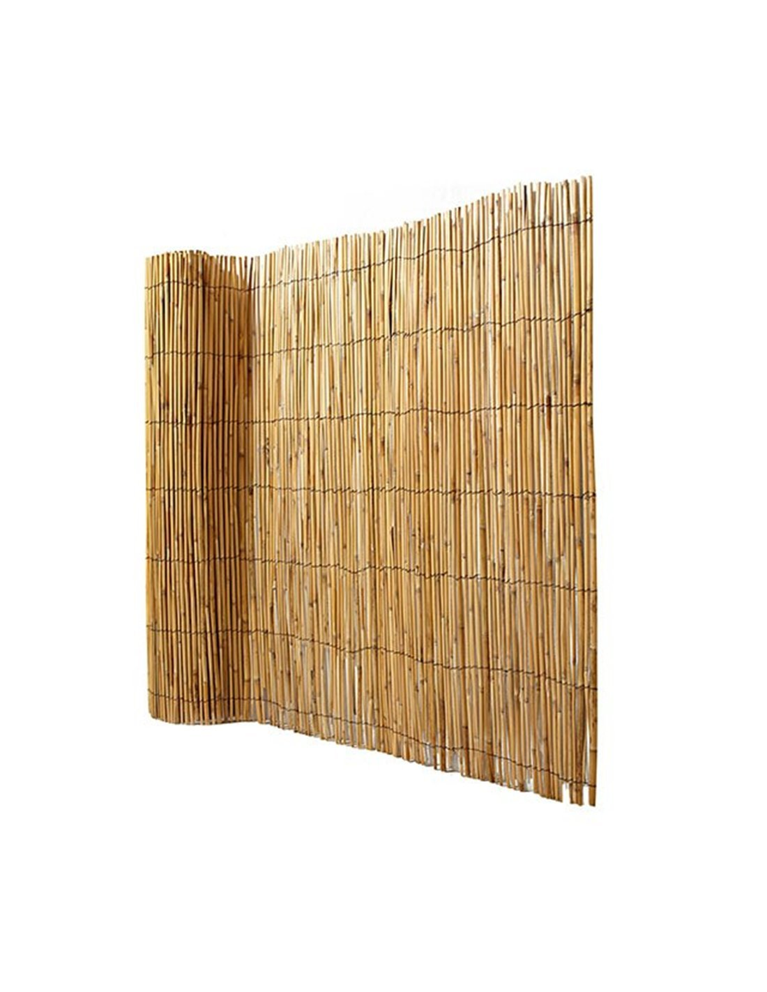 Faura 1, 5x5m - Bambu Natural: Amazon.es: Jardín