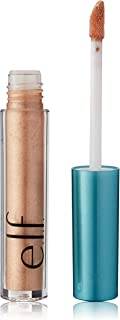 Elf Cosmetics Aqua Beauty Molten Liquid Eyeshadow 57029, Brushed Copper, 0.6 Ounce