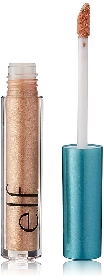 立方体緊急パンツe.l.f. Aqua Beauty Molten Liquid Eyeshadow - Brushed Copper (並行輸入品)