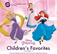 Children's Favorites, Vol. 2 : Princess Bedtime Stories & Princess Adventure Stories
