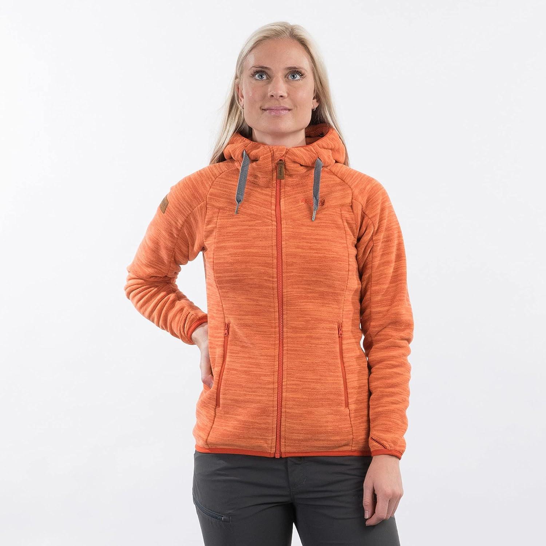 Bergans Hareid Fleece Jacket Women   Damen Fleecejacke  Amazon.de ...
