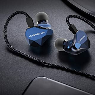 Sponsored Ad - Canpur IEM in Ear Monitor Earphones for Musician, Wired 1DD in-Ear Dynamic Headphones IEM HiFi Earphone wit... photo