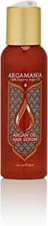Hair serum infused with Argan oil and carrot oil.