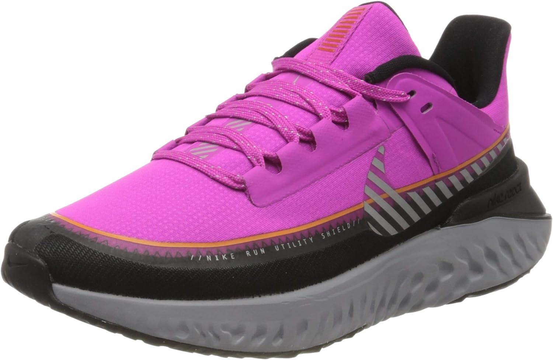 Amazon.com | Nike Women's Legend React 2 Shield Running Shoes ...