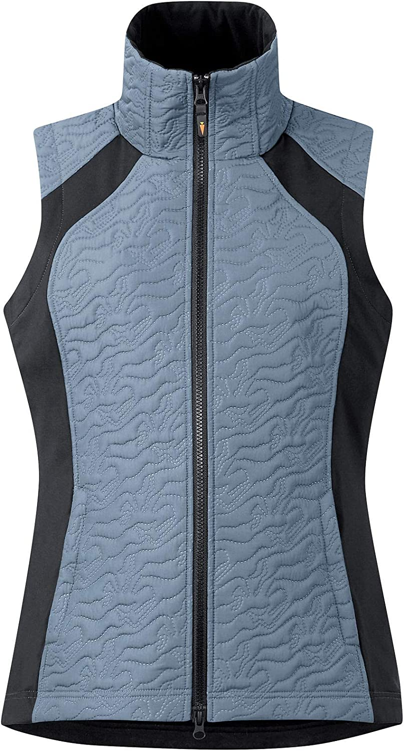 Kerrits Fees free Unbridled Horse Vest Financial sales sale Quilted