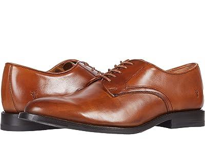 Frye Hamilton Oxford (Cognac Oiled Full Grain) Men