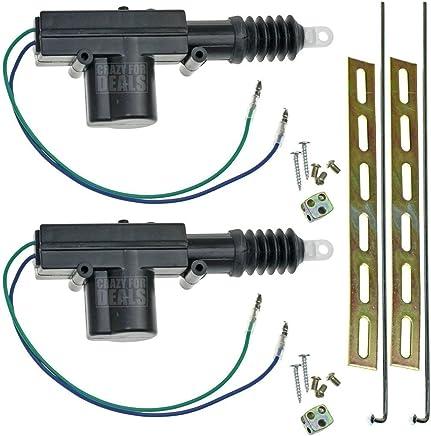 Top 10 Automotive Replacement Power Door Lock Kit Motors of