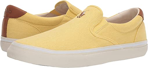 Oasis Yellow Washed Twill