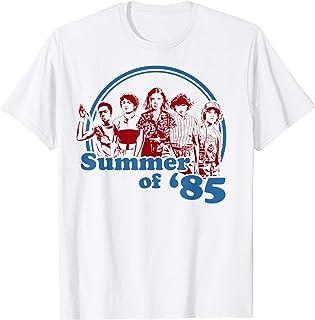 Netflix Stranger Things Summer Of '85 Group Shot T-Shirt