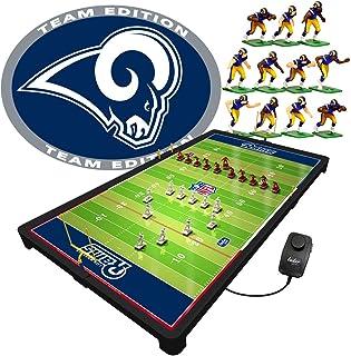 لوس انجليس رامز NFL ديلوكس لعبة كرة القدم الكهربائية