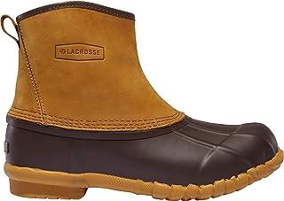 حذاء ثلج بني للرجال من LaCrosse Trekker II مقاس 7 بوصات