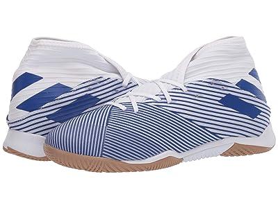 adidas Nemeziz 19.3 IN (Footwear White/Team Royal Blue/Team Royal Blue) Men