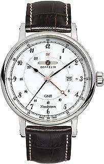 ツェッペリン ZEPPELIN ノルドスタン GMT クオーツ メンズ 腕時計 7546-1 [並行輸入品]