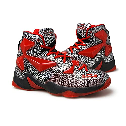 No.66 TOWN Mens Performance Shock Absorption Running Shoes Sneaker Basketball Shoes