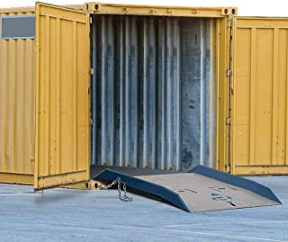 Bluff Steel Shipping Container Ramp - 60X60