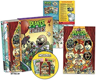Tobin, P: Plants Vs. Zombies Boxed Set 4