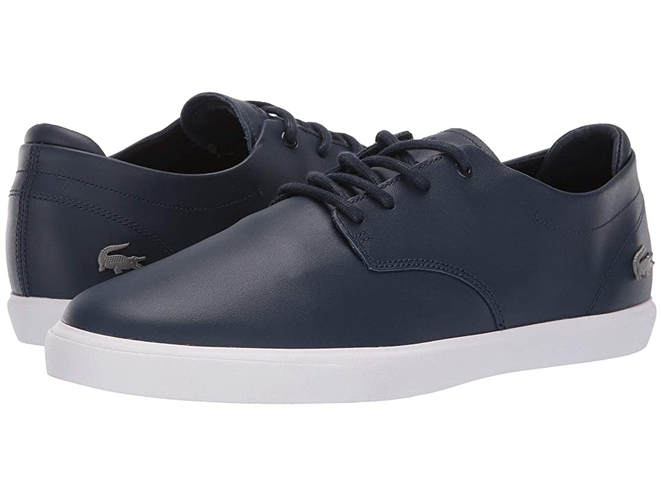 Lacoste Esparre BL 1 (Navy/White) Men