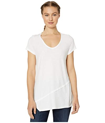 Aventura Clothing Renee Short Sleeve (White) Women