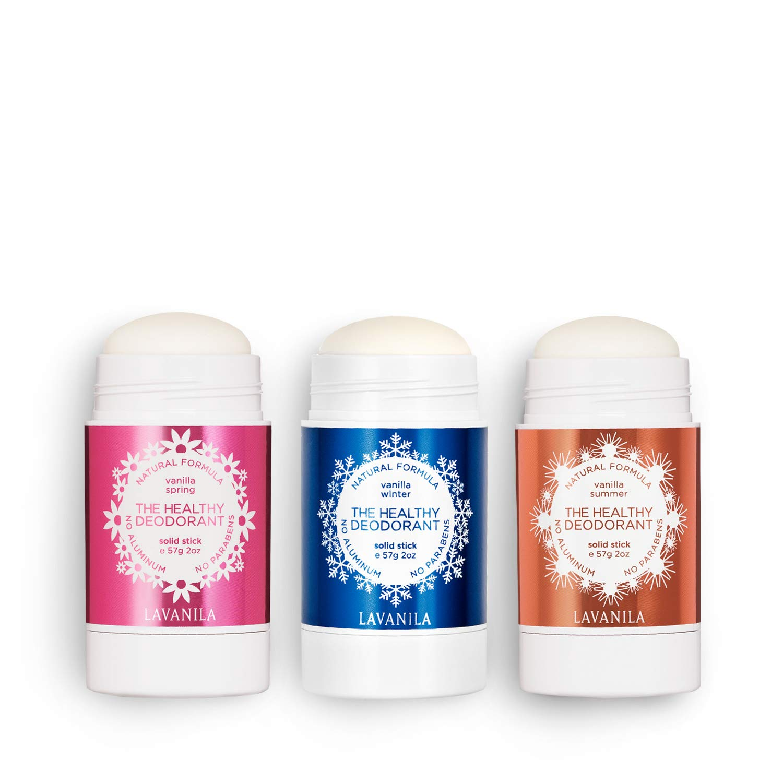 Lavanila - Direct store The Healthy Max 83% OFF Deodorant. Baking S Vegan Aluminum-Free