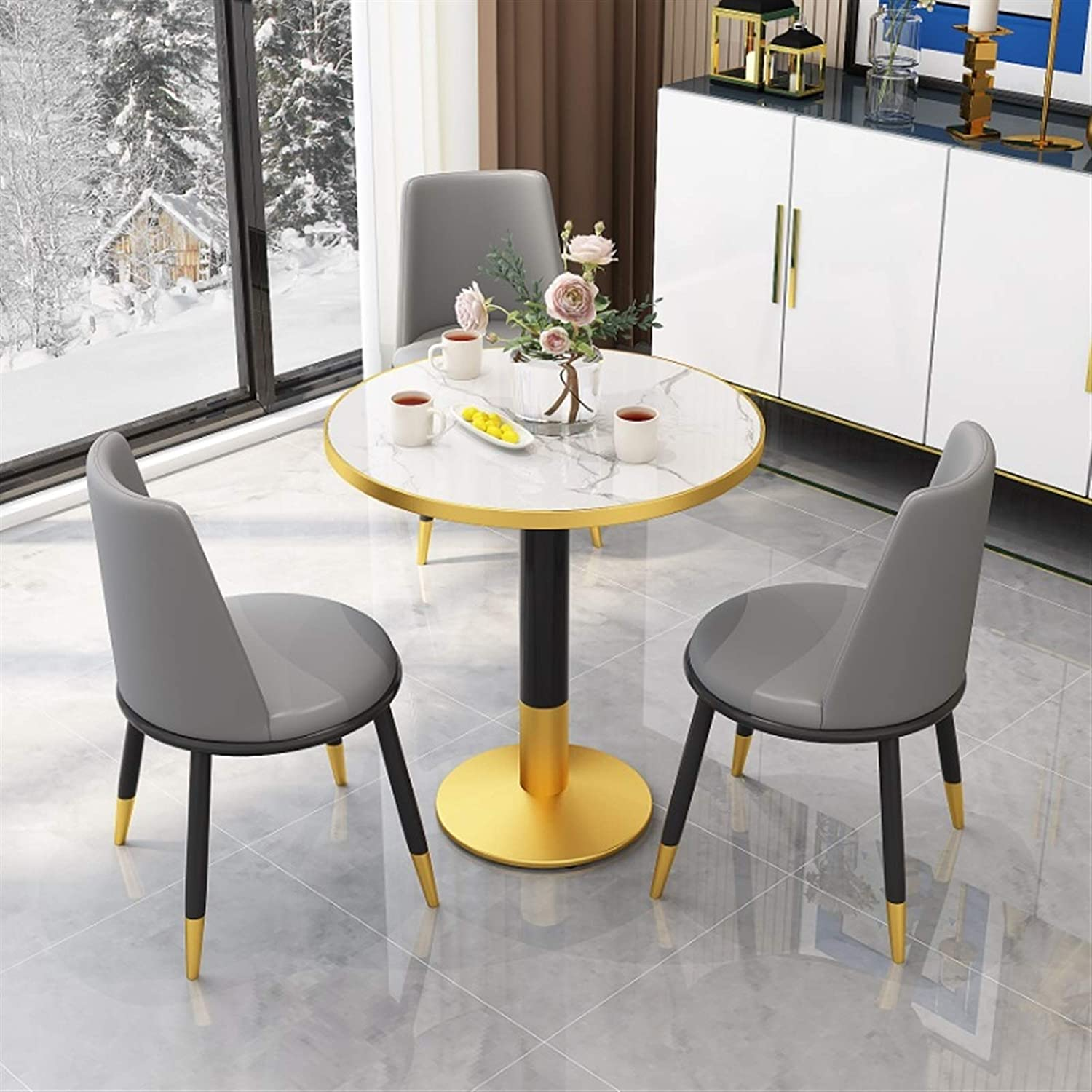 WANGLX Dining Table Set for Living Attention brand and Kitchen Room Dealing full price reduction
