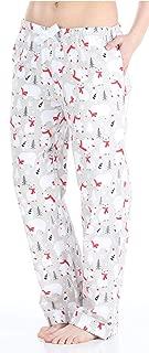 Women's Cotton Flannel Pajama PJ Pants