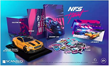 Need For Speed: Heat Collectors Edition (PS4)