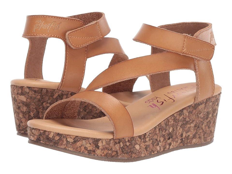 Blowfish Kids Loverli K (Little Kid/Big Kid) (Desert Sand Dyecut PU) Girls Shoes