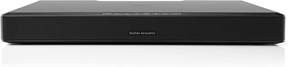 Boston Acoustics TVee One TV Speaker Base with Bluetooth (Discontinued by Manufacturer)