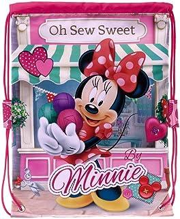 Minnie Sew Mochila Saco, 1.2 litros, Multicolor