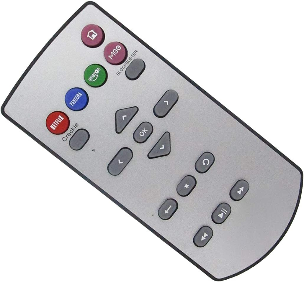 HCDZ Replacement Remote Control for Roku HD XD 2050X LT Streaming Digital Media Player
