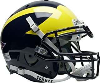 Schutt NCAA Michigan Wolverines On-Field Authentic XP Football Helmet