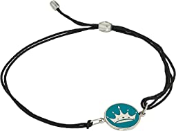 Alex and Ani Kindred Cord Zeta Tau Alpha Bracelet