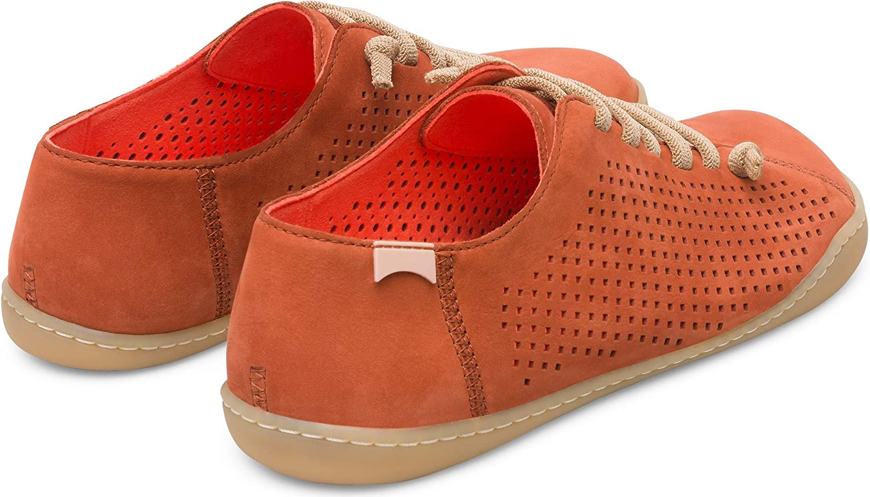 Camper TWS, Sneakers Basses Femme Marron Rust Copper 220