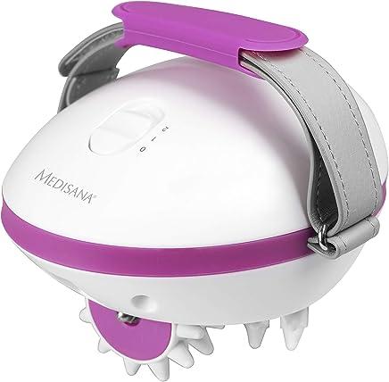 Medisana AC 850 88540 Masajeador para celulitis, estimulación del tejido conectivo, blanco/fucsia, 8.5 x 11 x 13 cm, 0.35 kg