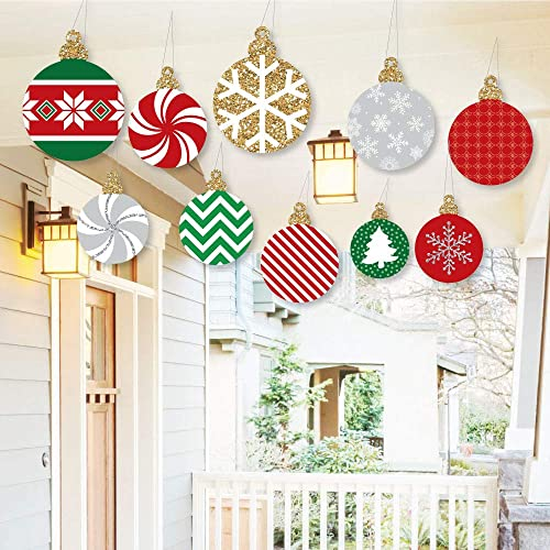 Extra Large Outdoor Christmas Ornaments Amazon Com