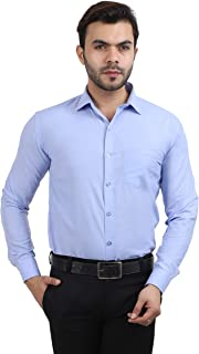 Realone Men's Regular fit Cotton Formal Shirt