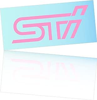 Best sti vinyl stickers Reviews