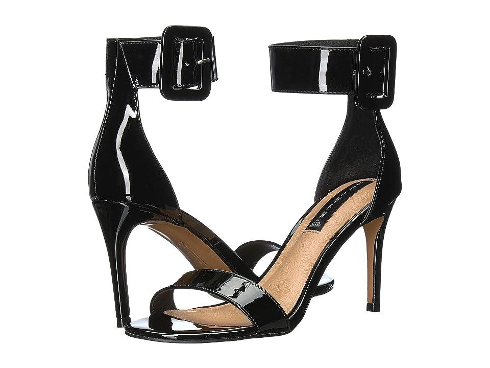 Steven Navarro (Black Patent) High Heels