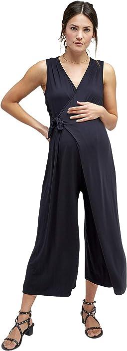 Francesca Maternity Jumpsuit