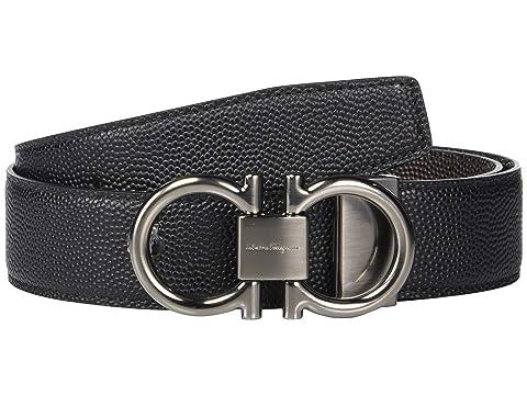 Salvatore Ferragamo Adjustable/Reversible Belt - 679938