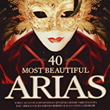 40 most beautiful arias songs
