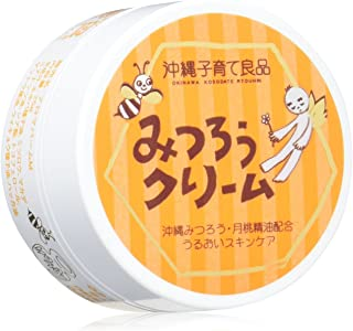沖縄子育て良品 みつろうクリーム 25g