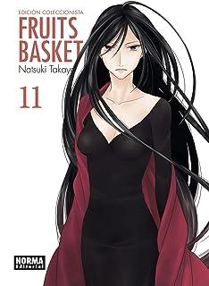 Fruits Basket Ed. Coleccionista 11