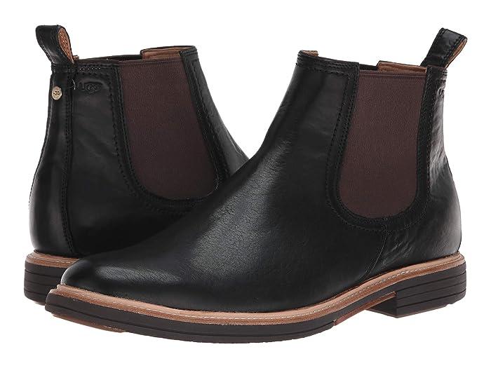 UGG  Baldvin (Black 2) Mens Shoes