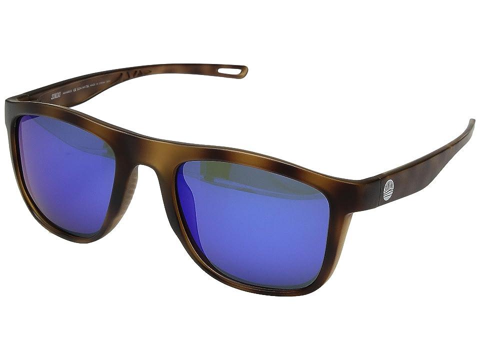 Sunski Navarro (Tortoise/Blue) Sport Sunglasses