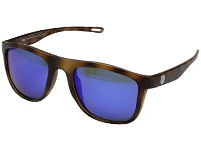 Sunski Navarros Sport Collection (Tortoise/Blue) Sport Sunglasses